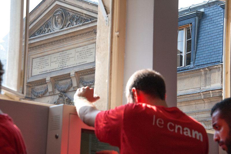 Forum Cnam des inscriptions 2014-2015